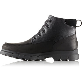 Sorel Portzman Moc Toe Shoes Herren black/quarry